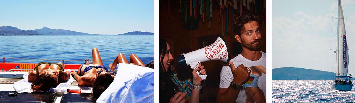 Aegean Party Life Ermioni Sailing