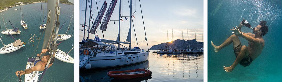 Aegean Party Life Perdika
