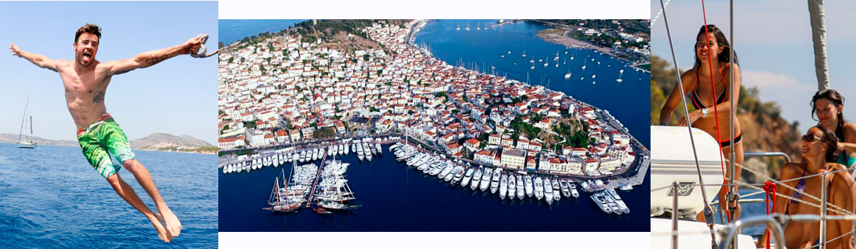 Aegean Party Life Poros