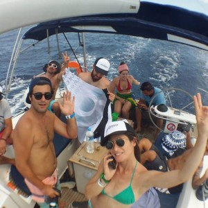 Aegean Party Life - Sailing the Greek Islands