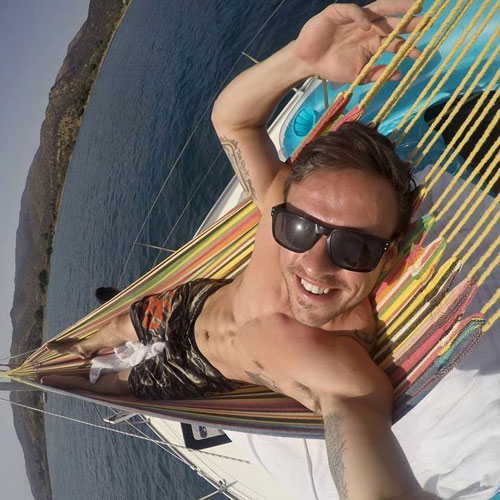 Aegean Party Life Summer Sailing