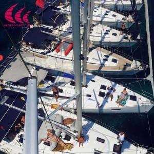 Aegean Party Life Summer Sailing Greece 2015