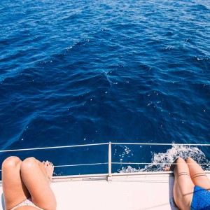 Aegean Party Life Summer Sailing Greece 2015