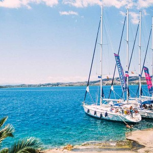 Aegean Party Life Summer Sailing 2015